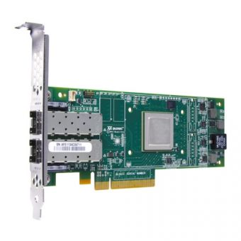 Адаптер главной шины Dell HBA FC Fibre Channel 16 Гб/с Low Profile SGL 406-BBBB