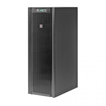 ИБП APC by Schneider Electric Smart-UPS VT 30000VA/24000W 400V 3PH On-Line Hot Swap User Replaceable Batteries LCD Tower  SUVTP30KH3B4S - фото 1