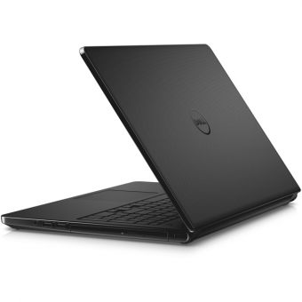"Ноутбук Dell Vostro 3558 - 15.6"", 1366x768 (WXGA), Intel Pentium 3825U 1900MHz, SODIMM DDR3L 4GB, HDD 500GB, Intel HD Graphics, Bluetooth, Wi-Fi, DVD-RW, 4cell, Чёрный, Windows 7 Professional 64 + Windows 10 Pro 64, 3558-4490 - фото 1"