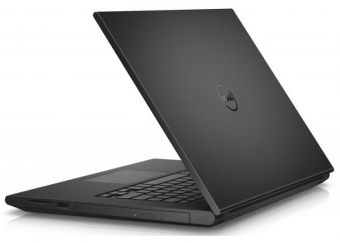 "Ноутбук Dell Inspiron 3542 - 15.6"", 1366x768 (WXGA), Intel Core i3 4005U 1700MHz, SODIMM DDR3L 4GB, HDD 500GB, nVidia GeForce GT 820M, Bluetooth, Wi-Fi, DVD-RW, 4cell, Чёрный, Linux, 3542-1451 - фото 1"