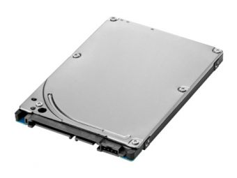 "Диск HDD  HP - SSHD, for Desktop, SATA III (6Gb/s), 2.5"", 500GB + 8GB, E1C62AA"
