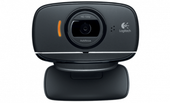 Web-камера Logitech - B525, 2.0Mp, 1280 x 720, USB 2.0, angle of view 69°, angle of rotation ±180°, AF, mic, цвет Чёрный, OEM, 960-000842 - фото 1