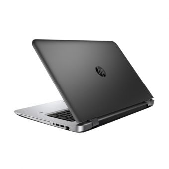 "Ноутбук HP ProBook 470 G3 - 17.3"", 1600x900 (HD+), Intel Core i5 6200U 2300MHz, SODIMM DDR4 8GB, HDD 1TB, AMD Radeon R7 M340 2GB, Bluetooth, Wi-Fi, DVD-RW, 4cell, Чёрный, Windows 10 Pro 64 downgrade Windows 7 Professional 64, W4P90EA - фото 1"