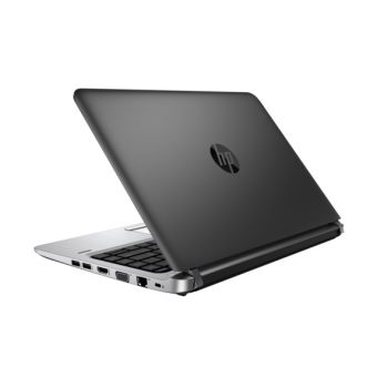 "Ноутбук HP ProBook 430 G3 - 13.3"", 1366x768 (WXGA), Intel Core i5 6200U 2300MHz, SODIMM DDR4 4GB, SSD 128GB, Intel HD Graphics 520, Bluetooth, Wi-Fi, noDVD, 4cell, Чёрный, Windows 10 Pro 64 downgrade Windows 7 Professional 64, W4N69EA - фото 1"