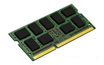 Модуль памяти Kingston ValueRAM 8ГБ SODIMM DDR4 ECC 2133МГц D8 (2Rx8) CL15 1.2В KVR21SE15D8/8