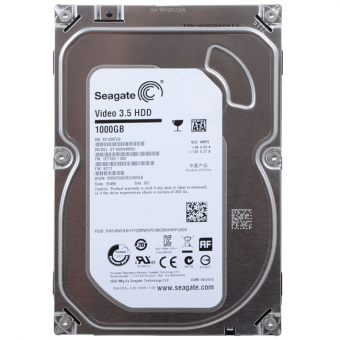Диск HDD  Seagate - Pipeline HD, for Video, SATA II (3Gb/s), 1TB, 5K, 64MB, ST1000VM002