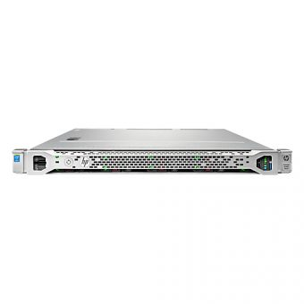 "Сервер HP Enterprise ProLiant DL20 Gen9 ( 1xIntel Xeon E3 1240v5 1x8ГБ  2.5"" ) 823562-B21 - фото 1"