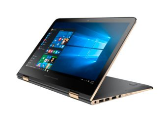 "Ноутбук-трансформер HP Spectre x360 13-4106ur 13.3"" 2560x1440 (WQHD) Intel Core i7 6500U 8 ГБ SSD 512GB Intel HD Graphics 520 TouchScreen Windows 10 Home 64, X5B60EA - фото 1"