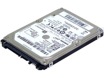 "Диск HDD  Seagate - Samsung Momentus, for Mobile, SATA II (3Gb/s), 2.5"", 1TB, 5K, 8MB, 9.5мм, ST1000LM024"