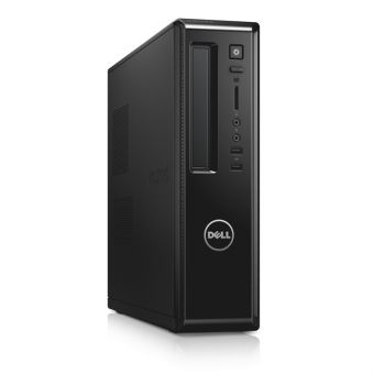 Настольный компьютер Dell - Vostro 3800, Intel Core i3 4170 3700MHz, DIMM DDR3 4GB, 500GB, Intel HD Graphics 4400, DVD-RW, Чёрный, Ubuntu Linux, 3800-7566 - фото 1