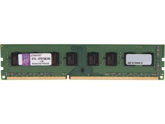 Модуль памяти Kingston для Dell 8ГБ DIMM DDR3 non ECC 1600МГц CL11 KTD-XPS730C/8G