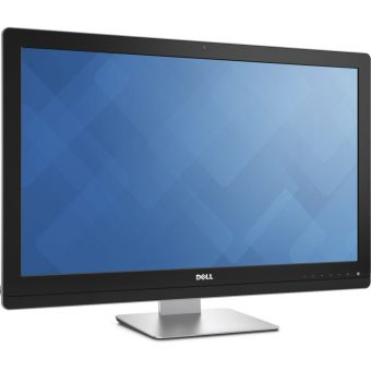 "Монитор Dell UZ2715H 27"" LED IPS 300кд/м² 1920x1080 (Full HD) Чёрный, 2715-8190"