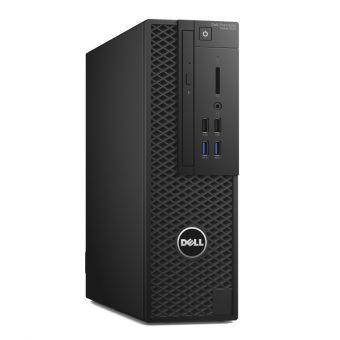 Рабочая станция Dell Precision T3420 Intel Xeon E3 1240v5 2x4GB 256GB nVidia Quadro K620 Windows 7 Professional 64 3420-0080 - фото 1