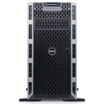 "Сервер Dell PowerEdge T430 ( 1xIntel Xeon E5 2620v3 1x8ГБ  3.5"" 1x1TB ) 210-ADLR-11 - фото 1"