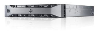 Система хранения Dell - PowerVault MD3820f, 24xSFF, max 96TB, no disks, Fibre Channel 16Gb 2 controllers, external Fibre Channel 16Gb, 2x600W, 2U, 210-ACCT-15 - фото 1