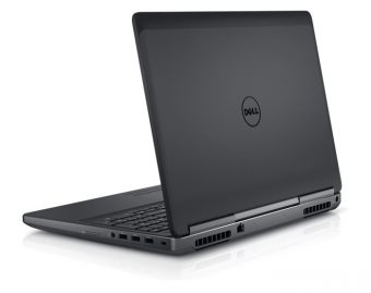 "Мобильная рабочая станция Dell Precision 7510 - 15.6"", 3840x2160 (Ultra HD), Intel Core i7 6820HQ 2700MHz, SODIMM DDR4 16GB, HDD + SSD 1TB + 512GB, nVidia Quadro M2000M 4GB, Bluetooth, Wi-Fi, noDVD, 6cell, Чёрный, Windows 7 Professional 64 + Windows 10 Pro 64, 7510-5810 - фото 1"