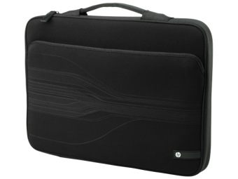 "Чехол HP Black Stream Notebook Sleeve 14"" Чёрный WU676AA"