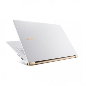 "Ультрабук Acer Aspire S5-371-35EH - 13.3"", 1920x1080 (Full HD), Intel Core i3 6100U 2300MHz, SODIMM DDR3L 8GB, SSD 128GB, Intel HD Graphics 520, Bluetooth, Wi-Fi, noDVD, 3cell, Белый, Windows 10 Home 64, NX.GCJER.003 - фото 1"