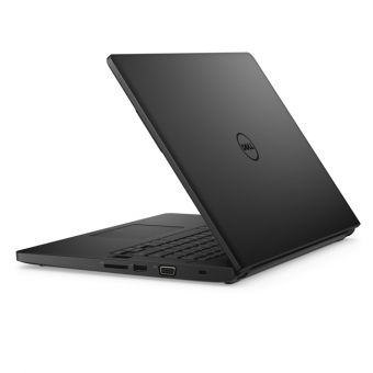 "Ноутбук Dell Latitude 3460 - 14"", 1366x768 (WXGA), Intel Core i5 5200U 2200MHz, SODIMM DDR3L 4GB, HDD 500GB, Intel HD Graphics 5500, Bluetooth, Wi-Fi, noDVD, 6cell, Чёрный, Windows 7 Professional 64 + Windows 10 Pro 64, 3460-4537 - фото 1"
