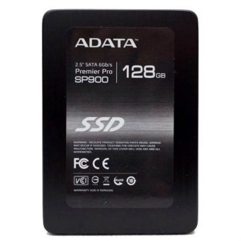 "Диск SSD ADATA - SP900, for Mobile, 2.5"", 128GB, SATA III (6Gb/s), speed write-150MB/s read-530MB/s, MLC, SandForce SF-2281, ASP900S3-128GM-C"