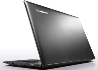 "Ноутбук Lenovo G70-35 17.3"" 1600x900 (HD+) AMD A6 6310 4 ГБ HDD 1TB AMD Radeon R5 M330 DDR3 1GB Windows 10 Home 64, 80Q5000TRK - фото 1"