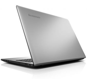 "Ноутбук Lenovo IdeaPad 300-15IBR 15.6"" 1366x768 (WXGA) Intel Pentium N3710 4 ГБ HDD 500GB nVidia GeForce GT 920M DDR3 1GB Windows 10 Home 64, 80M300N1RK - фото 1"