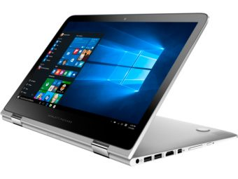 "Ноутбук-трансформер HP Spectre x360 13-4105ur 13.3"" 2560x1440 (WQHD) Intel Core i7 6500U 8 ГБ SSD 512GB Intel HD Graphics 520 TouchScreen Windows 10 Home 64, X5B59EA - фото 1"