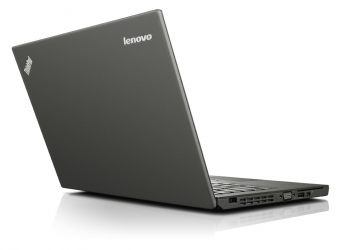 "Ультрабук Lenovo ThinkPad X250 - 12.5"", 1366x768 (WXGA), Intel Core i5 5200U 2200MHz, SODIMM DDR3L 4GB, SSD 180GB, Intel HD Graphics 5500, Bluetooth, Wi-Fi, LTE, noDVD, 6cell, Чёрный, Windows 7 Professional 64 + Windows 8.1 Pro 64, 20CM003DRT - фото 1"
