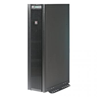 ИБП APC by Schneider Electric Smart-UPS VT 15000VA/12000W 400V 3PH On-Line Hot Swap User Replaceable Batteries LCD Tower  SUVTP15KH2B2S - фото 1