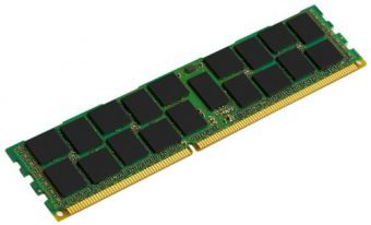 Модуль памяти Kingston - для IBM, 16GB, DIMM DDR3L, REG, 1600MHz, CL11, 1.35В, KTM-SX316LV/16G