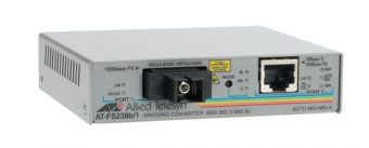 Медиаконвертер Allied Telesis 100Base-TX-100Base-FX RJ-45-SC AT-FS238A/1-YY
