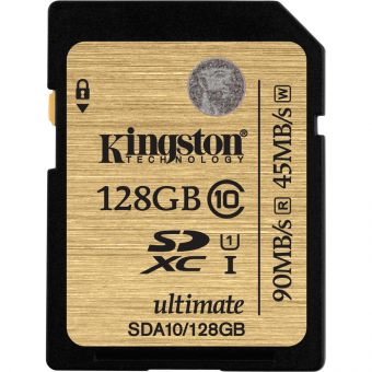 item-slider-more-photo-Фото Карта памяти Kingston SDXC Class 10 128GB, SDA10/128GB - фото 1