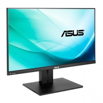 "Монитор Asus - PB258Q, 25"", 16:9, LED, IPS, 5ms, 350cd/m², 2560x1440 (WQHD), 76Hz, VGA, 1x DVI, 1x HDMI, 1x DP, HAS, pivot, speakers, цвет Чёрный, PB258Q - фото 1"