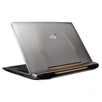 "Игровой ноутбук Asus G752VL-GC082T 17.3"" 1920x1080 (Full HD) Intel Core i7 6700HQ 12 ГБ HDD + SSD 1TB + 128GB nVidia GeForce GTX 965M GDDR5 2GB Windows 10 Home 64, 90NB09Y1-M00940 - фото 1"