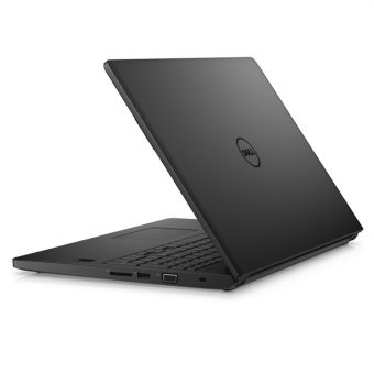 "Ноутбук Dell Latitude 3560 - 15.6"", 1366x768 (WXGA), Intel Core i5 5200U 2200MHz, SODIMM DDR3L 8GB, HDD 1TB, Intel HD Graphics 5500, Bluetooth, Wi-Fi, noDVD, 6cell, Чёрный, Windows 7 Professional 64 + Windows 10 Pro 64, 3560-4582 - фото 1"