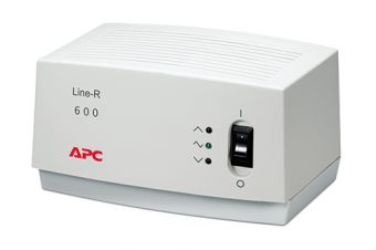 item-slider-more-photo-Фото Стабилизатор APC by Schneider Electric Line-R 600ВА in160-290В out230V, LE600-RS - фото 1