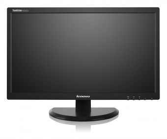 "Монитор Lenovo ThinkVision E2323 23"" LED TN 250кд/м² 1920x1080 (Full HD) Чёрный 60B0HAR1EU - фото 1"
