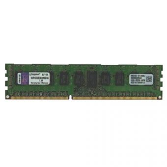 Модуль памяти Kingston ValueRAM 8ГБ DIMM DDR3L REG 1333МГц D8 (2Rx8) CL9 1.35В KVR13LR9D8/8