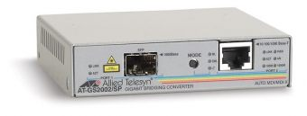 Медиаконвертер Allied Telesis 1000Base-T-1000Base-X RJ-45-SFP AT-GS2002/SP-YY