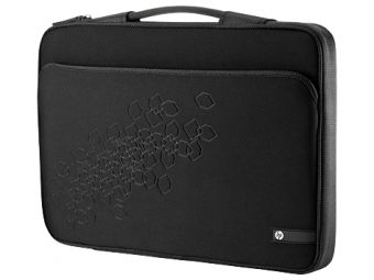 "Чехол HP Black Cherry Notebook Sleeve 17.3"" Чёрный LR378AA"