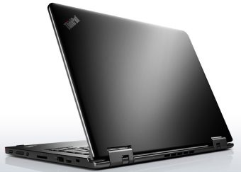 "Ноутбук-трансформер Lenovo ThinkPad Yoga 12 - 12.5"", 1920x1080 (Full HD), Intel Core i7 5500U 2400MHz, On board DDR3L 8GB, SSD 240GB, Intel HD Graphics 5500, Bluetooth, Wi-Fi, TouchScreen, noDVD, Чёрный, Windows 8.1 Single Language 64, 20DL003GRT - фото 1"