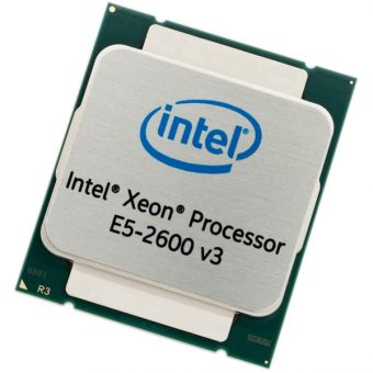 Фото Процессор HP Enterprise Xeon E5-2660v3 2600МГц LGA 2011v3, Oem, 726990-B21 - фото 1