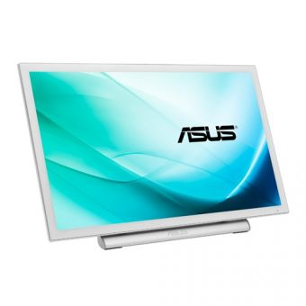 "Монитор Asus PT201Q 19.5"" LED VA 250кд/м² 1920x1080 (Full HD) TouchScreen Белый PT201Q - фото 1"