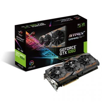 item-slider-more-photo-Фото Видеокарта Asus nVidia GeForce GTX 1060 GDDR5 6GB, STRIX-GTX1060-O6G-GAMING - фото 1