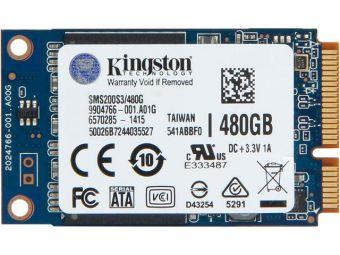 item-slider-more-photo-Фото Диск SSD Kingston SSDNow mS200 mSATA 480GB SATA III (6Gb/s), SMS200S3/480G - фото 1