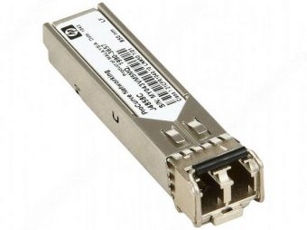 Трансивер HP Enterprise - X121, SFP, 1000Base-SX, LC, Многомодовый, full-duplex, J4858C