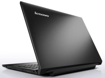 "Ноутбук Lenovo B51-30 15.6"" 1366x768 (WXGA) Intel Celeron N3050 2 ГБ HDD 500GB Intel HD Graphics Windows 10 Home 64, 80LK00JDRK - фото 1"