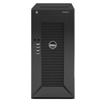 "Сервер Dell - PowerEdge T20, 1xIntel Xeon E3 1225v3 3200MHz, DIMM DDR3 1x4GB, 6xLFF, SATA 3.5"" 1x1TB, 1x1GbE, noDVD, 290W, Tower, , 210-ACCE-26 - фото 1"