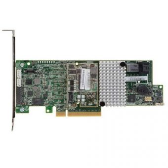 RAID-контроллер Broadcom - MegaRAID SAS9361-4i, SAS-3 12 Гб/с, PCI Express 3.0 x8, 1GB, 1хSFF8643 internal, Low Profile, SGL, (LSI00415), 05-25420-10