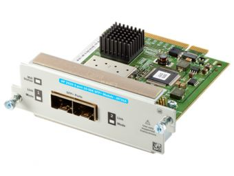 Модуль HP Enterprise Aruba 2920, 2 порта 10GbE SFP, J9731A